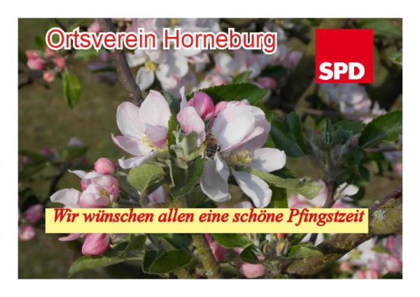 Logo: SPD OV Horneburg